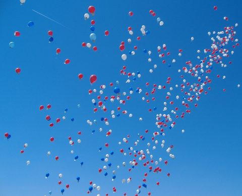Indiana Audubon Speaks out Against Indy 500 Balloon Release